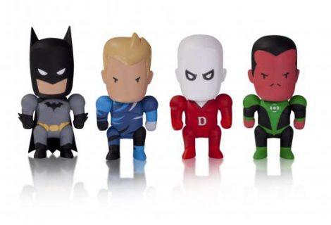 Μινιατούρες αλά DC Universe για το Scribblenauts Unmasked!