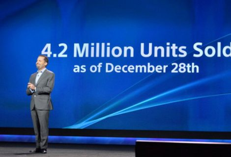 4,2 εκατ. πωλήσεις για το PS4 παγκοσμίως