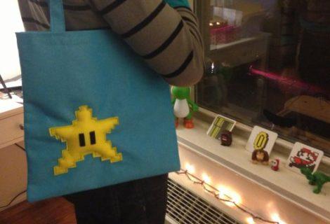 Κρεμαστή τσάντα Super Mario: το τέλειο δώρο για 'κείνη!