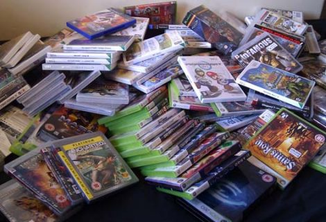 Games: αγοράζουμε περισσότερα απ' αυτά που παίζουμε [Infographic]