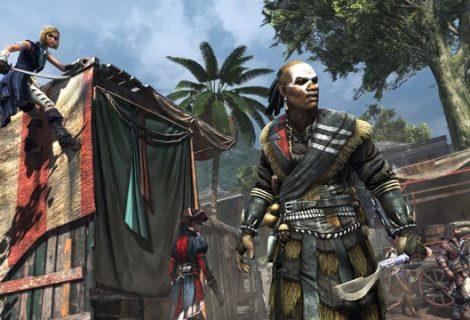 Ήδη διαθέσιμο το νέο multiplayer DLC του Assassin's Creed IV