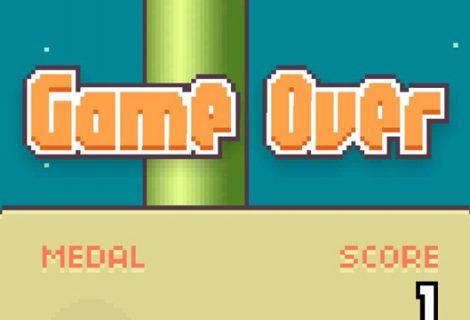 Τέλος εποχής για το Flappy Bird. Αντίο!