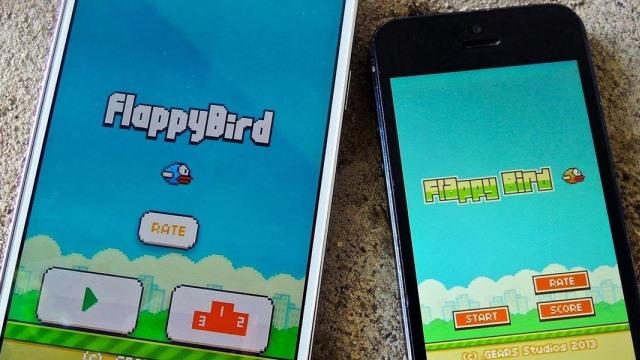 Ξεσκίζεται στις πωλήσεις το Flappy Bird!