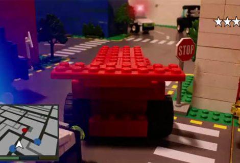 Το Grand Theft Auto από… LEGO!