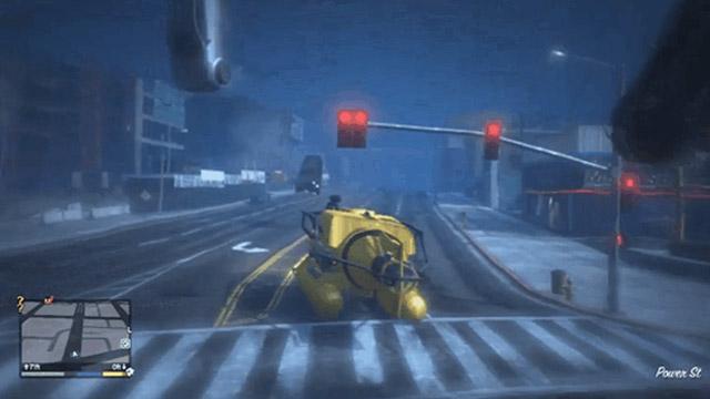 20.000 λεύγες κάτω από τη θάλασσα στο Grand Theft Auto V