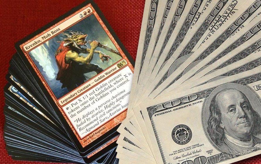 Παίζοντας Magic: The Gathering οικονομικά