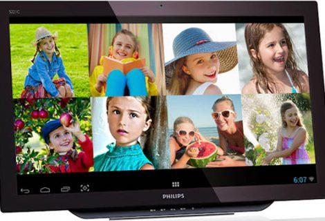 Οι νέες οθόνες της Philips τρέχουν Android και δεν χρειάζονται καν PC!