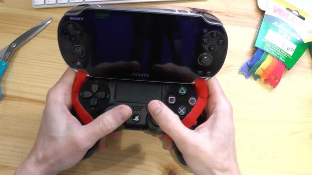Ένα δεκάχρονο έκανε το PS4 του… φορητό!