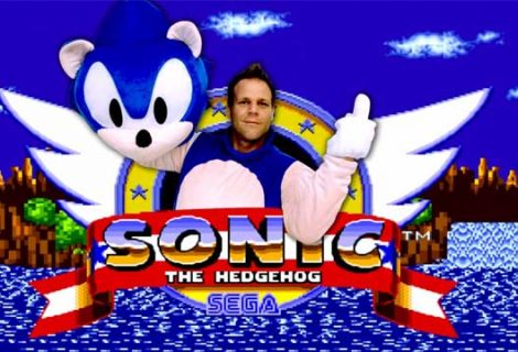 Ο Sonic παρανομεί στους δρόμους της Γαλλίας