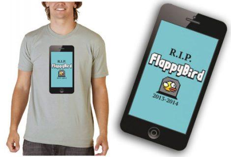 Το μπλουζάκι Flappy Bird που κοστίζει $10.000!