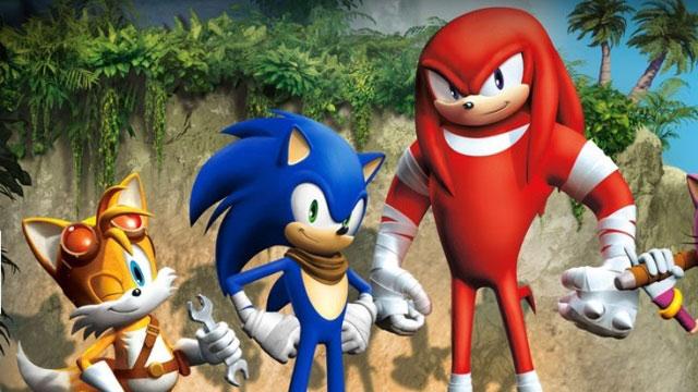 Sonic Boom και ο Sonic κάνει… μπαμ σε Wii U και 3DS!