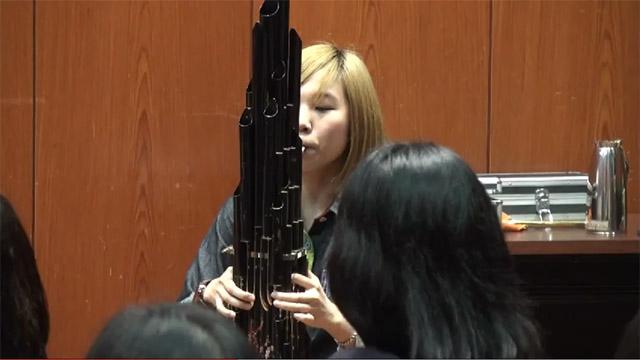 Το soundtrack του Super Mario από ένα αρχαίο κινέζικο όργανο. Επικό!