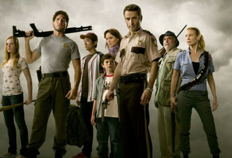 Πάρτι The Walking Dead  την άλλη Παρασκευή στο Γκάζι!