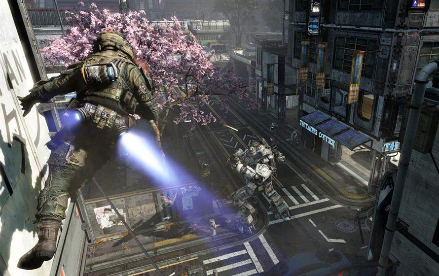 Titanfall: Όταν οι τιτάνες πέφτουν από τον ουρανό!