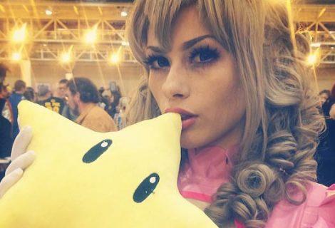 Μια πριγκίπισσα Peach που θα ήθελες να σώσεις κι εσύ!