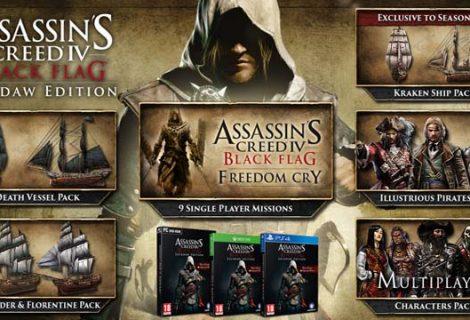 Η Jackdaw Edition του Assassin's Creed IV περιέχει τα πάντα όλα!