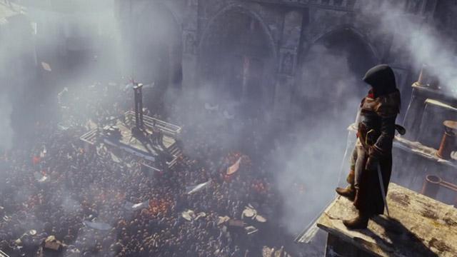 Αποκαλύφθηκε το Assassin's Creed: Unity! Δες το πρώτο βίντεο!