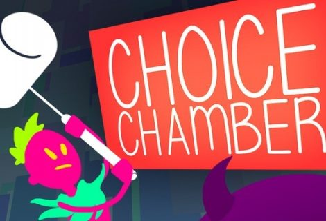 Choice Chamber: Παίξε αποφασίζοντας για το παιχνίδι του άλλου!