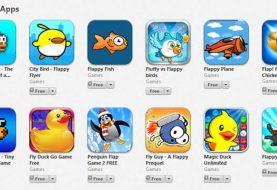 Κάθε 24 λεπτά ανεβαίνει ένας νέος κλώνος του Flappy Bird στο App Store