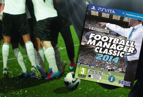 Στις 11 Απριλίου το FM Classic 2014 στο PS Vita