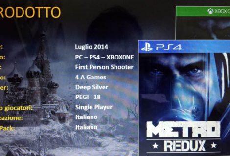 Metro: Redux: Όλα τα Metro έρχονται στη νέα γενιά!