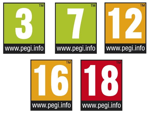pegi-ratings