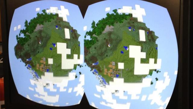 Άκυρο το oculus rift minecraft λόγω facebook!