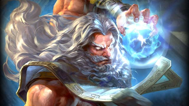 zeus vs poseidon Zeus was the god of the sky and ruler of the olympian gods he overthrew his father, cronus, and then drew lots with his brothers poseidon and hades,.