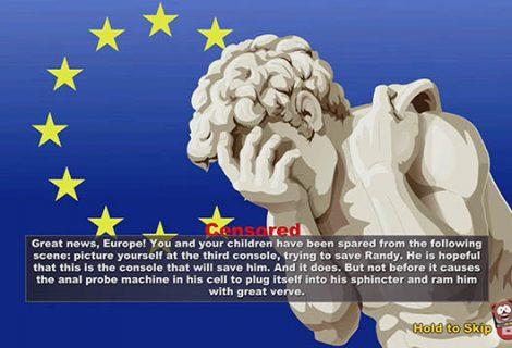 Τί θα βλέπουν οι Ευρωπαίοι gamers στο South Park: The Stick of Truth