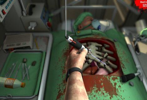 Γίνε χειρούργος… στο iPad σου με το Surgeon Simulator!