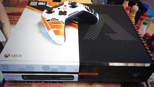 Το Xbox One στα χρώματα του Titanfall είναι όντως αληθινό!