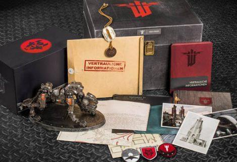 Wolfenstein: The New Order: Η συλλεκτική έκδοση δεν δίνει το παιχνίδι