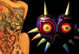 Η τύπισσα που έκανε το Zelda τατουάζ στην πλάτη της!