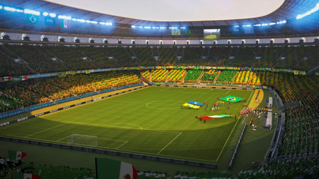 2014 FIFA World Cup Brazil: Κυκλοφόρησε το demo!