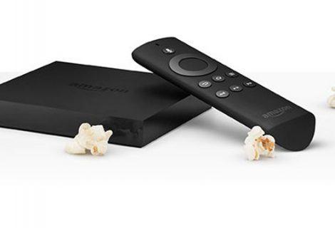 Ανακοινώθηκε το Amazon Fire TV. Παίζει ταινίες και παιχνίδια σε Android.