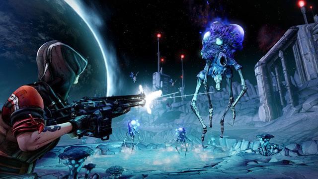 Αποκαλύφθηκε το Borderlands: The Pre-Sequel. Θα σε πάει στο φεγγάρι!