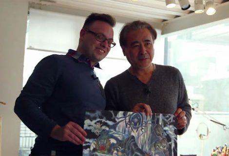 Το απίστευτο ιαπωνικής φύσεως artwork του Child of Light