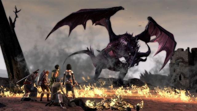 Φοβερό τρέιλερ και ημ/νία κυκλοφορίας για το Dragon Age: Inquisition