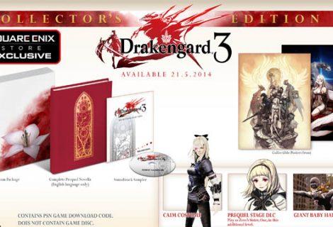 Η συλλεκτική έκδοση του Drakengard 3