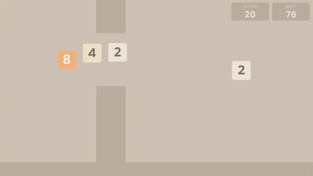 Flappy48: Το παιχνίδι που συνδυάζει Flappy Bird και 2048!
