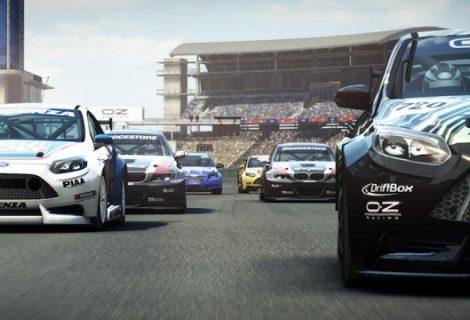 Τέρμα τα γκάζια με το Grid Autosport