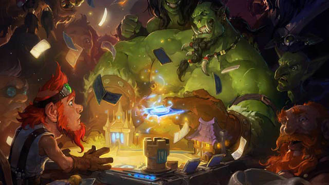 Hearthstone: Heroes of Warcraft: Τώρα και στο iPad!