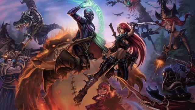 League of Legends. Η Riot κλείνει τα public chat rooms!