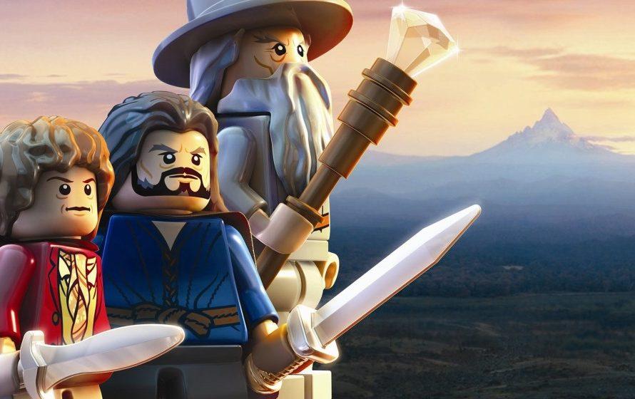 Άκυρο στο Battle of the Five Armies DLC για το LEGO The Hobbit!