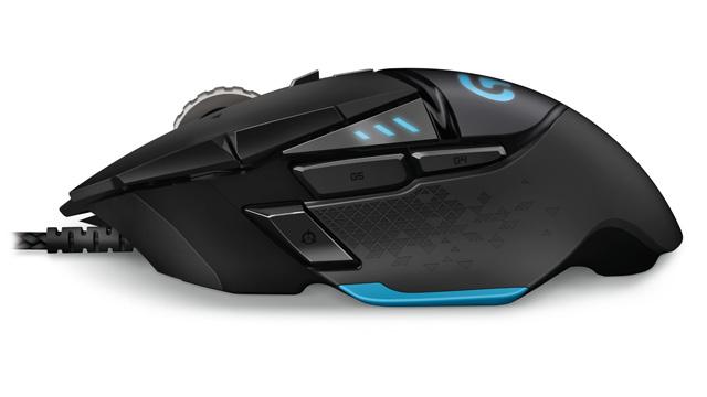 Το Logitech G502 Proteus Core είναι το απόλυτο gaming ποντίκι!