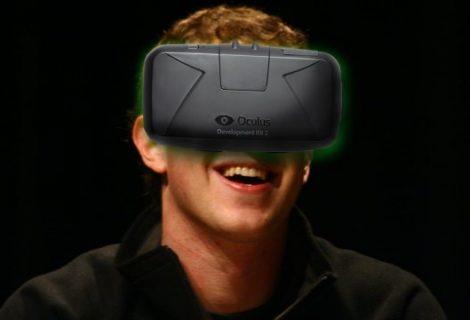 Ο Ζούκερμπεργκ δοκίμασε το Project Morpheus πριν αγοράσει το Rift!