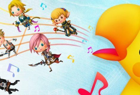 Ανακοινώθηκε το Theatrhythm Final Fantasy Curtain Call