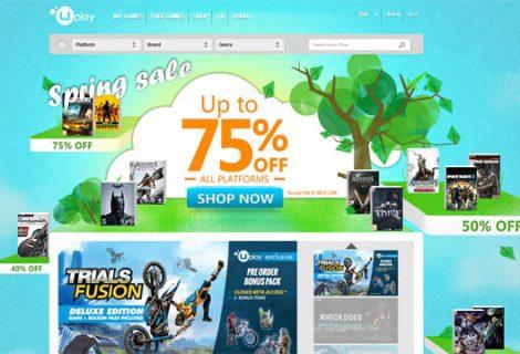 Οι ανοιξιάτικες εκπτώσεις της Ubisoft ξεκίνησαν στο Uplay!