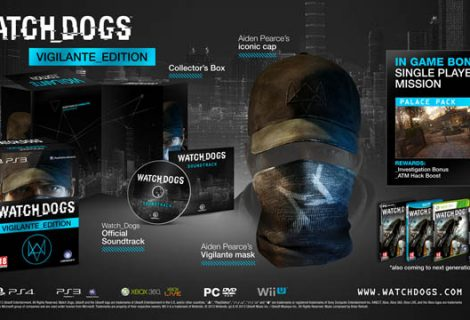 Unboxing της Vigilante Edition του Watch Dogs από τη Ubisoft