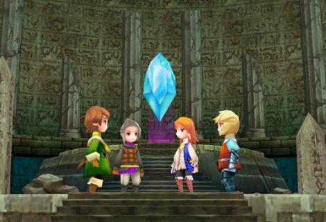 Το Final Fantasy III έρχεται στο Steam!